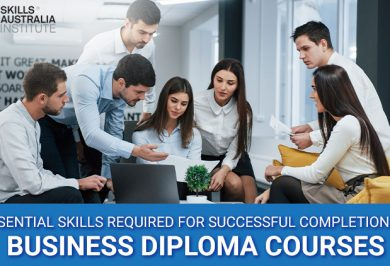 Essential Skills Required for Successful Completion of Business Diploma Courses
