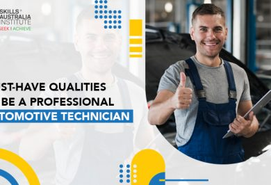 6 Must-Have Qualities to be A Professional Automotive Technician
