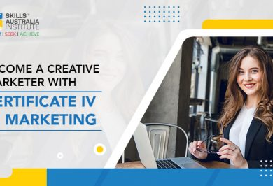 Become A Creative Marketer With Certificate IV In Marketing And Communication Course