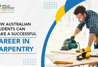 How Australian Students Can Make A Successful Career In Carpentry?